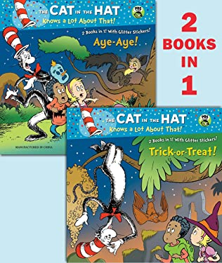 Trick-or-Treat!/Aye-Aye! (Dr. Seuss/Cat in the Hat) (Pictureback(R))