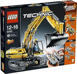 Best lego technic motorized excavator instructions Reviews