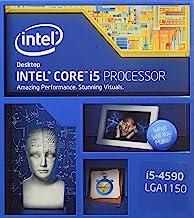 Intel Core i5-4590 Desktop CPU Processor- SR1QJ (Renewed)