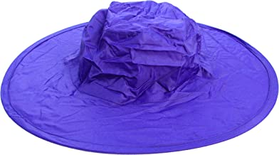 twist and fold rain hat