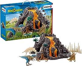 Schleich - Dinosaurs, Volcán Gigante con T-Rex
