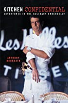 Cover image of Kitchen Confidential by Anthony Bourdain