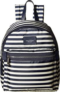 Armada Formation Top Handle Backpack with Large Front Zipper Pocket