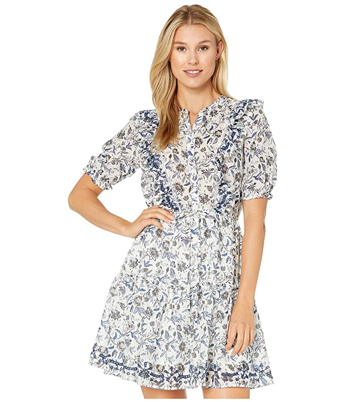 Lucky Brand  Victoria Dress (Natural Multi) Womens Dress