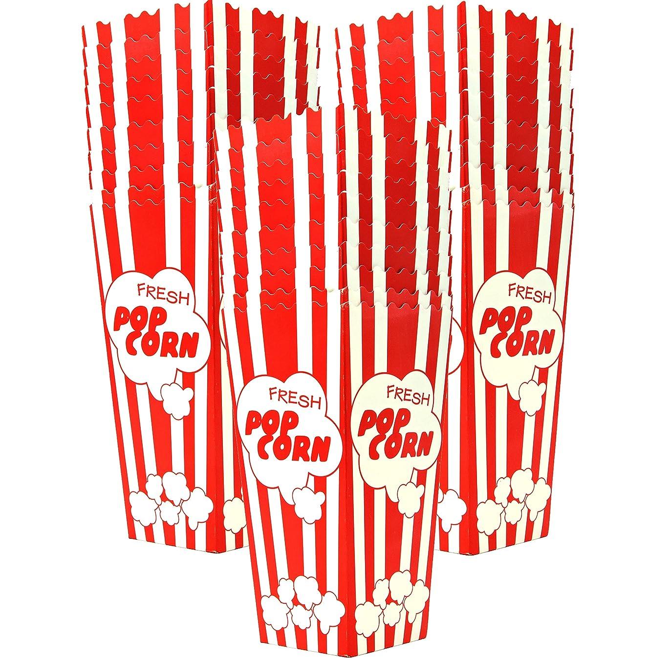 30 Popcorn Boxes 7.75