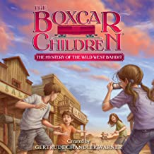 The Mystery of the Wild West Bandit: The Boxcar Children Mysteries, Book 135