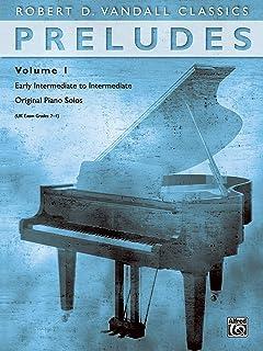 Robert D. Vandall Classics-Preludes Volume 1