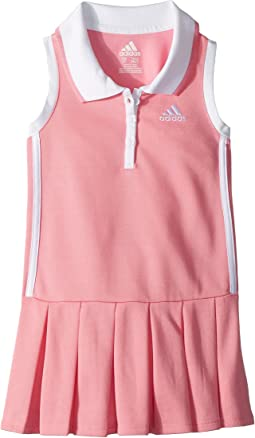 Twirl Polo Dress (Toddler/Little Kids)