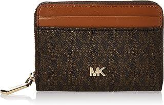 MICHAEL KORS Womens Zip Around Coin Card Case