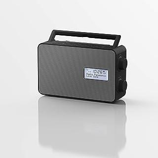 Portable DAB+ Digital Radio with Bluetooth Speaker RF-D30