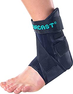 Best Aircast AirSport Ankle Support Brace, Left Foot, Large Review
