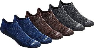 Dickies Men's Dri-Tech Moisture Control 6-Pack Low Cut Socks