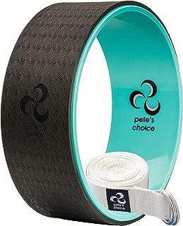 Best peace yoga wheel Reviews
