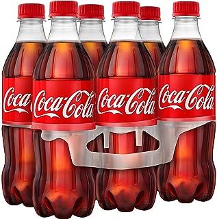 Coca-Cola Soda Soft Drink, 16.9 fl oz, 6 Pack