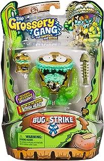 Grossery Gang The S4 Bug Strike Action Figure - Trash Head