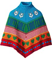 Gucci Kids - All Over Jacquard Poncho (Little Kids/Big Kids)