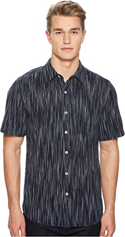 BALDWIN - Buena Stripe Short Sleeve Shirt