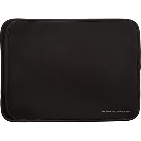 サンワサプライ MacBook用プロテクトスーツ(13.3インチワイド) IN-MACS13BK