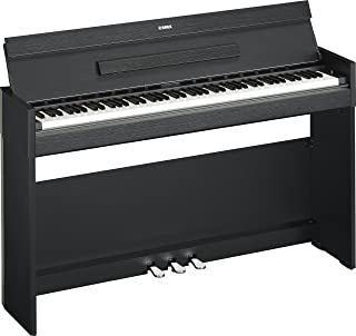 Yamaha Arius YDPS52 Traditional Console Style Digital Piano, Black