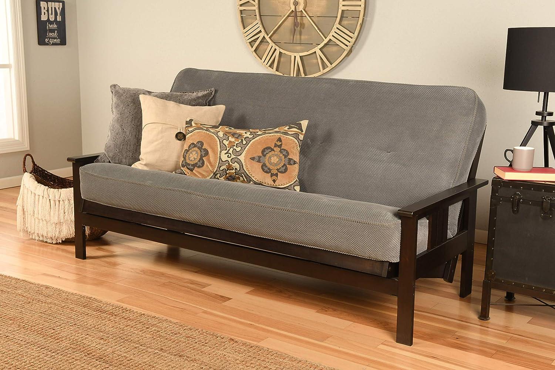 Kodiak Furniture Marmont Thunder Full-size Futon Mattress Only