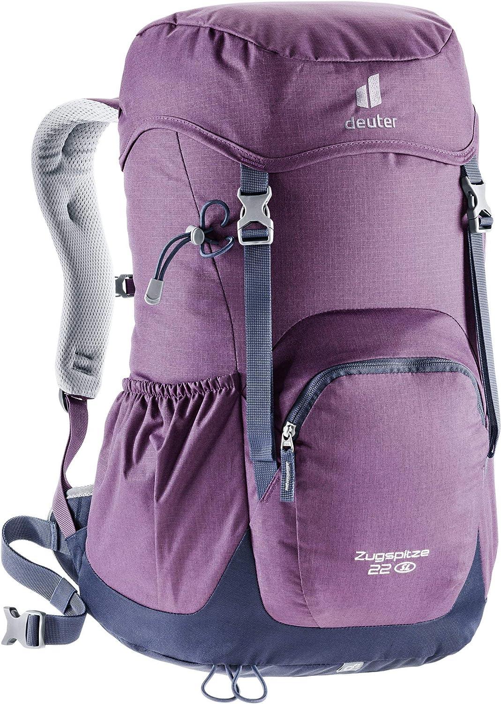 Detroit Mall Deuter Women's Zugspitze 5 ☆ popular 22 SL Hiking L Plum-Navy Backpack