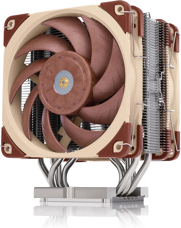 Noctua NH-U12S DX-3647, Disipador de CPU de Gran Calidad para Intel Xeon LGA3647 (120 mm, Marrón)
