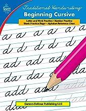 Traditional Handwriting: Beginning Cursive, Grades 2 - 5