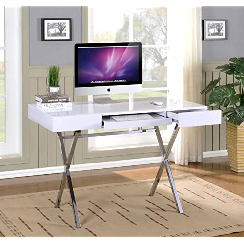Contemporary Office Desks Amazon Com