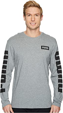 PUMA - Rebel Long Sleeve Top