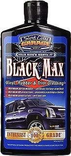 Surf City Garage 127 Black Max Vinyl, Rubber and Trim Dressing, 16 oz.