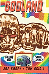 Godland Vol. 1: Hello Cosmic (English Edition) eBook Kindle