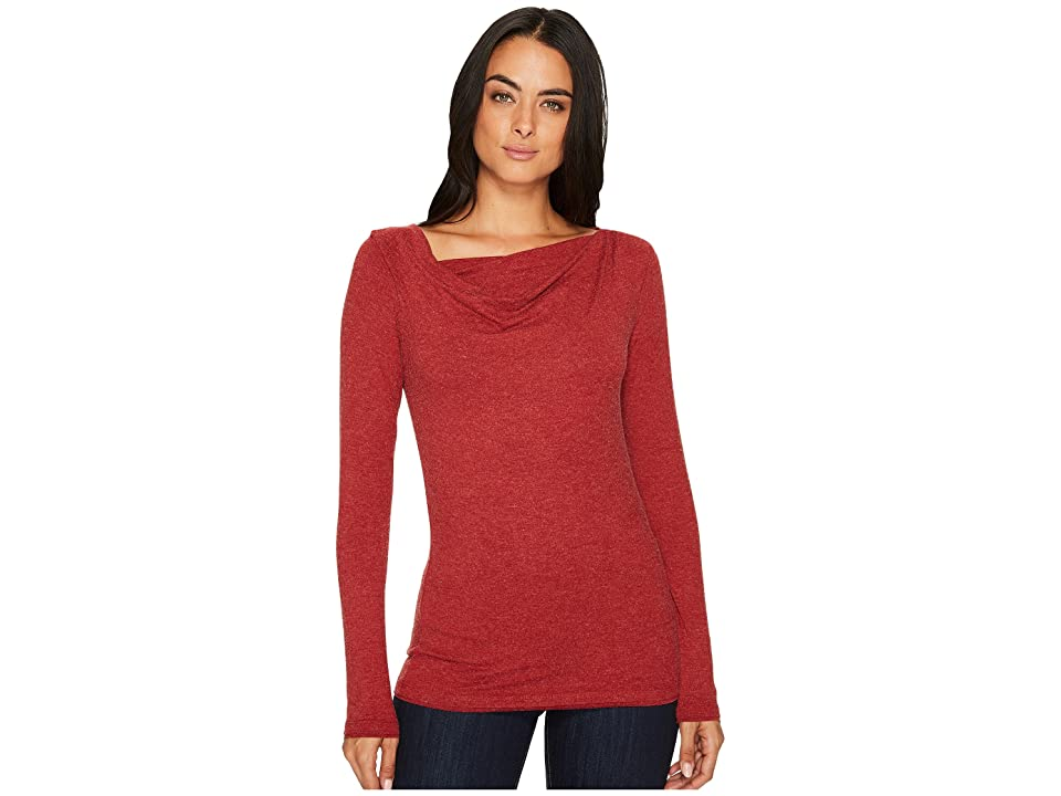 Toad&Co Revery Long Sleeve Top (Sanguine Red) Women