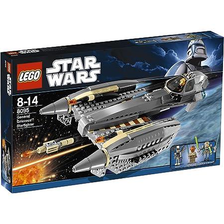 レゴ スター・ウォーズ グリーバス将軍のスターファイター 8095