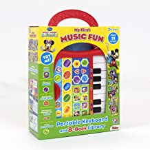Best mickey mouse piano music Reviews
