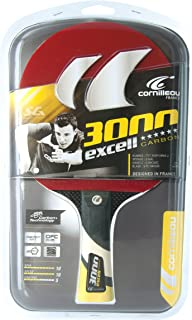 Cornilleau Excell 3000 Carbon Table Tennis Racket