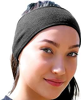winter headbands with velcro