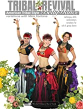 american tribal belly dance moves