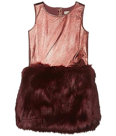 Appaman Kids Eve Dress (Toddler/Little Kids/Big Kids) (Garnet) Girl