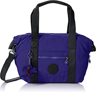 Kipling Art Mini, Shoulderbags para Mujer, multicolor, 34x21x18.5 cm