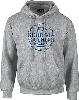 SDI NCAA Unisex NCAA 50/50 Blended 8 oz. Hooded Sweatshirt