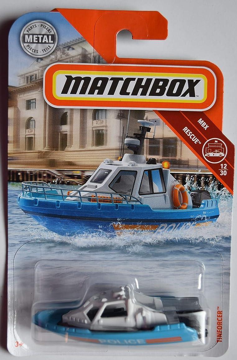 Matchbox Rescue, Blue/White TINFORCE 12/30