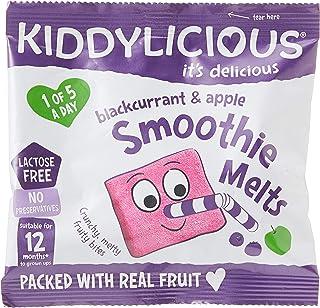 KIDDYLICIOUS Smoothie Melts, Blackcurrant, 6 gm