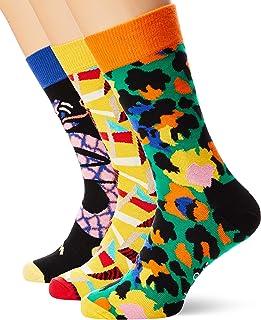 Happy Socks, Abstract Animal Gift Box Calcetines para Hombre