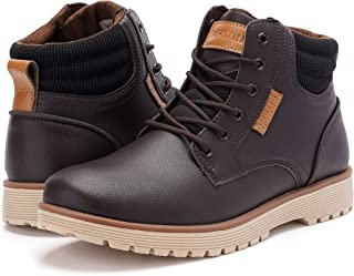 Sponsored Ad - WHITIN Men's Waterproof Cold-Weather Boots