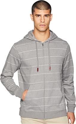 Murphy Zip Fleece Top