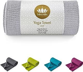 Mejor Yoga Mat Grip Towel de 2020 - Mejor valorados y revisados