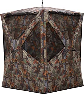 Barronett Prowler Tall Ground Hunting Blind, 2 Person Pop...