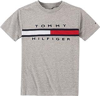 Boys' Short Sleeve Tommy Flag T-Shirt