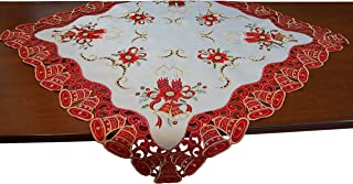 EcoSol Designs Embroidered Christmas Bells (34