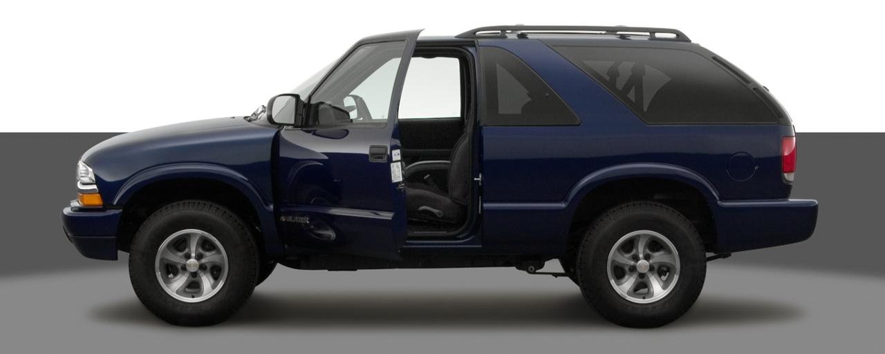 Amazon com: 2005 Chevrolet Blazer Reviews, Images, and Specs